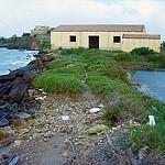 Edificio che doveva diventare sistemico al museo o via del sale