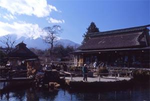 le tranquille cittadine giapponesi