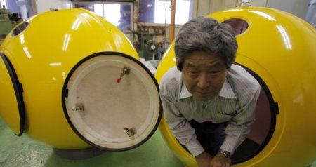 Mini arche di Noè per proteggersi da terremoto e tsunami