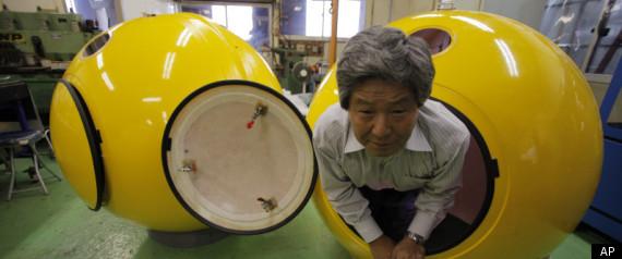La mini arca di Noe giapponese