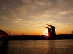 una delle centrali nucleari francesi a rischio