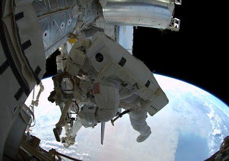 Come si lavora nella stazione spaziale