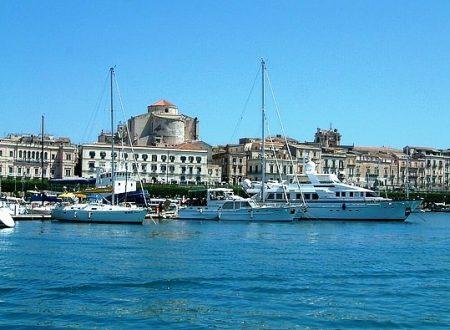 Porto Grande di Siracusa: Prima il cemento, poi la fogna e infine la moria di pesci!!! | SOS Siracusa | Blog | Giuseppe Benanti