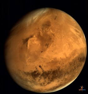 Marte visto da Mom
