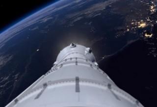 Il primo stadio dell'Ariane 5_VEGA_Pathfinder
