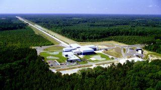 Una parte del complesso sistema LIGO